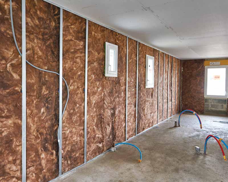 plaque polyur thane laine de verre 1200x2700x70 1 pi ce. Black Bedroom Furniture Sets. Home Design Ideas