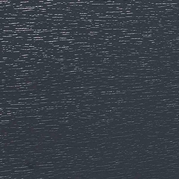 Visuel Profil de finition et ventilation haute 2 composants filmé gris anthracite 60x26 - 1 pièce = 6 m