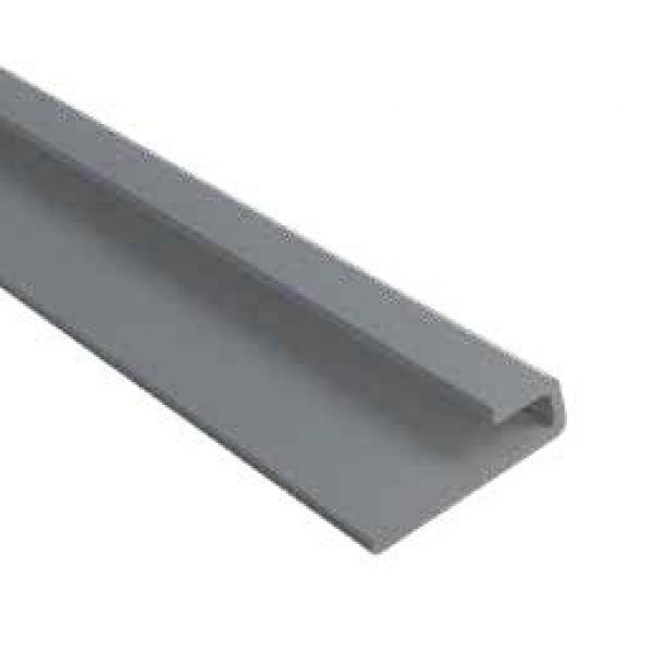 Visuel Profil de départ U aluminium pour bardage WEO CLASSIC 160
