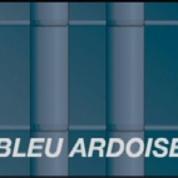 Visuel Cavalier de Fixation à Joint 52 x18 x 40 Bleu ardoise
