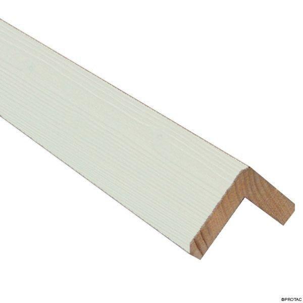 Visuel Cornière d'angle Clinexel® 45 x 45 mm Iceberg