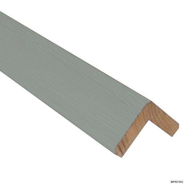 Visuel Cornière d'angle Clinexel® 62 x 62 mm Épicéa Taïga