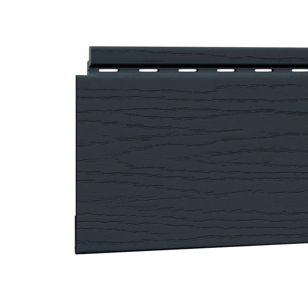 Visuel Bardage PVC Cellulaire Kerrafront® FS201 Connex Gris anthracite 2.95 ml