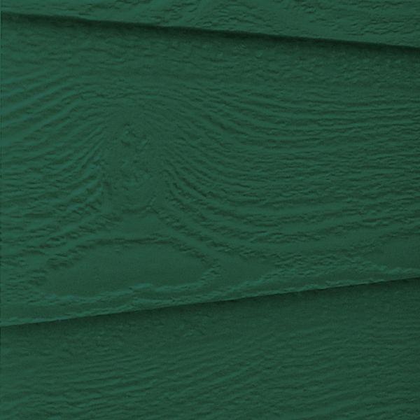 Visuel Bardage Fibre de bois Naturetech® Laurentien Vert