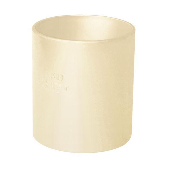 Visuel Manchon pour Descente diam. 80 mm Sable