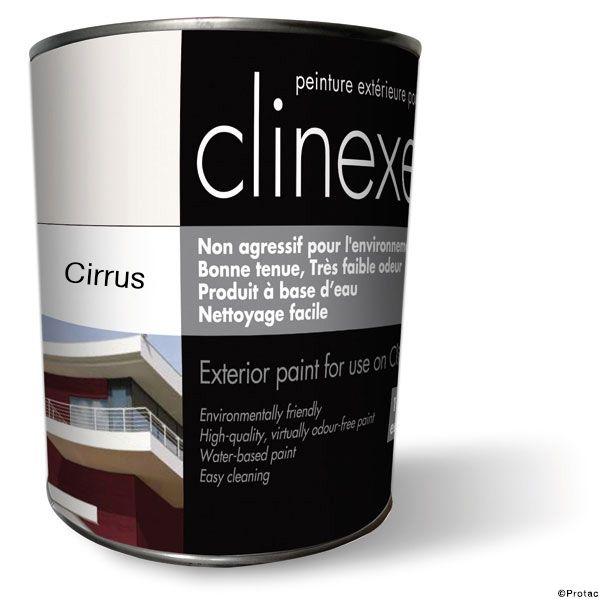Visuel Peinture de Finition Clinexel® Cirrus