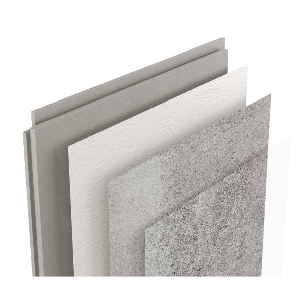 Visuel Revêtement Cellulaire Kerradeco® 1350 x 295 x 9 mm Stone Ivory
