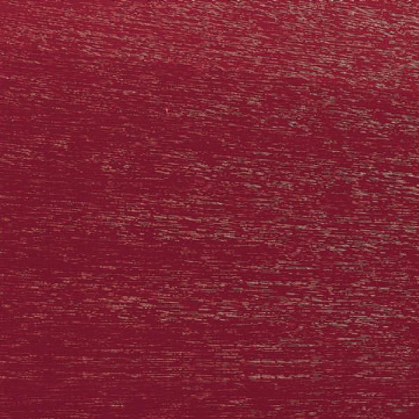 Visuel Bardage PVC Alvéolaire Vinyplus® Élégie Aspect Bois Rouge - 4 x 6 ml