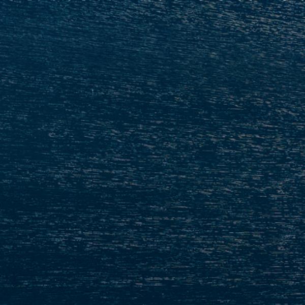 Visuel Bardage PVC Alvéolaire Vinyplus® Rond Aspect Bois Bleu acier - 4 x 6 ml