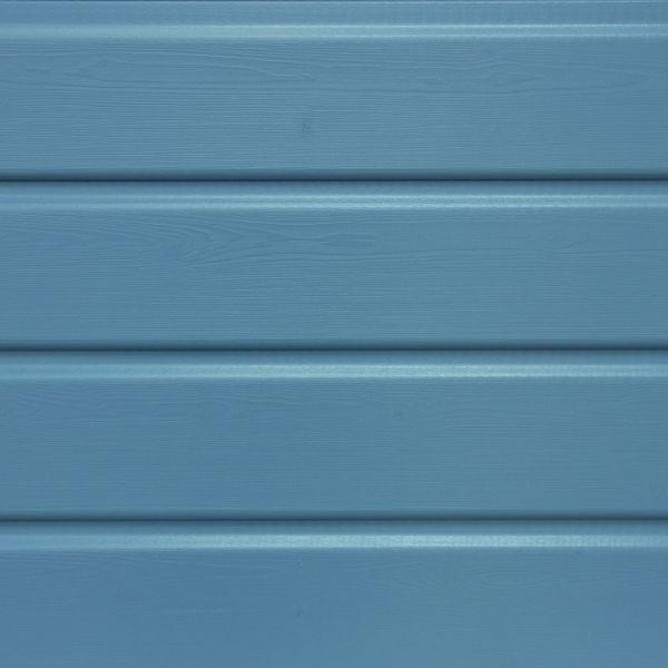 Visuel Bardage Bois peint Clinexel® Viking Azur