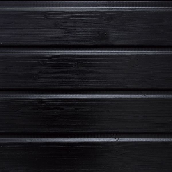 Visuel Bardage Bois peint Clinexel® Viking Carbon