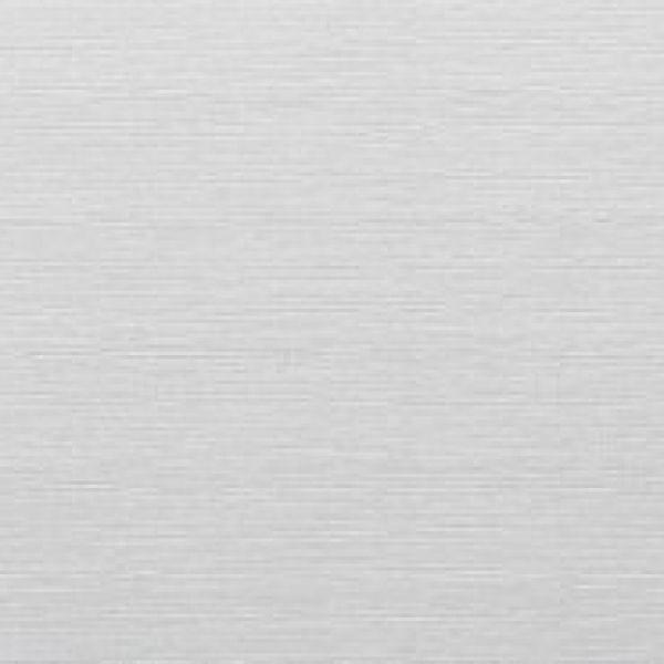 Visuel Larmier Vinyl 59 x 35 mm Blanc