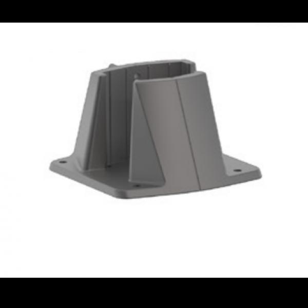Visuel Sabot Intermédiaire Angle 1,85 m Noir