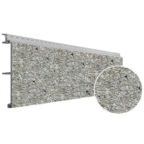 Visuel Bardage PVC Vinystone® Design Gotland - 6 x 1.20 ml