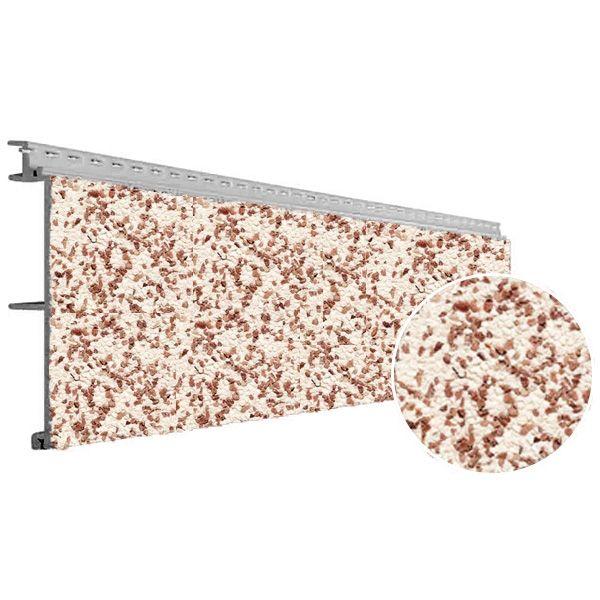 Visuel Bardage PVC Vinystone® Design Aspect Pierre Elba - 6 x 1.20 ml