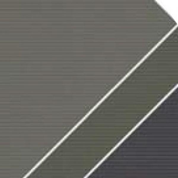 Visuel Lame de Terrasse Caractère Pleine Twinson® 4000 x 140 x 20 mm Noir réglisse