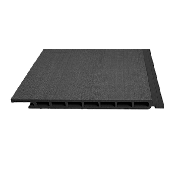 Visuel Bardage PVC Composite Twinson® Noir réglisse