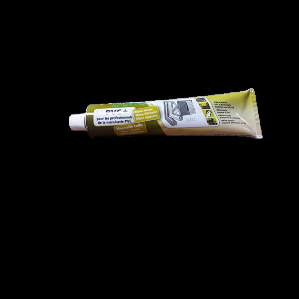 Visuel Colle Spéciale pour Menuiserie en PVC Rigide Blanc
