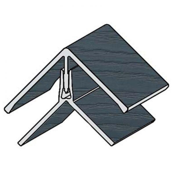 Visuel Profil d'angle Kerrafront® Anthracite