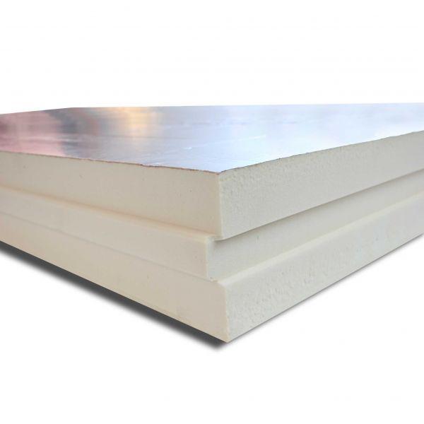 Panneau isolant toitures 2410x1200 mm ép.130 mm | Zumaplast