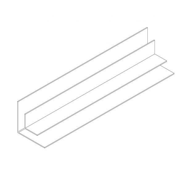 Visuel Angle Intérieur 3 ml Blanc