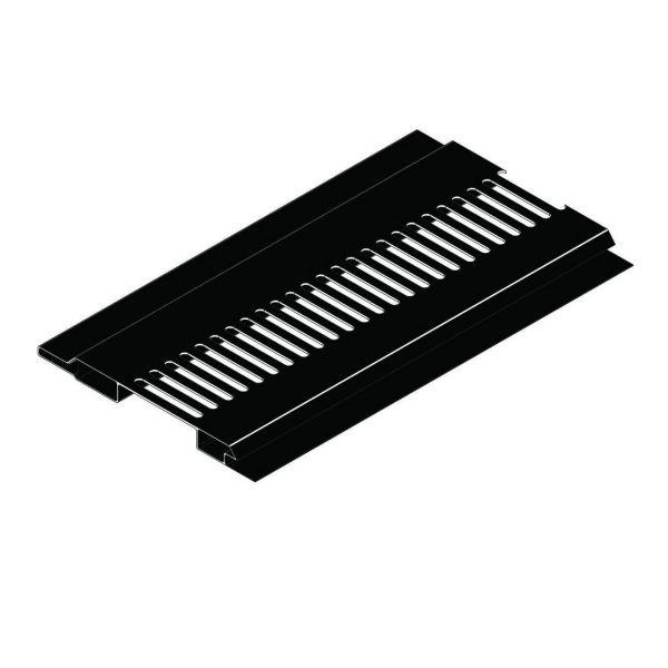 Visuel Ventilation Mâle/Femelle 100 x 10 mm Noir