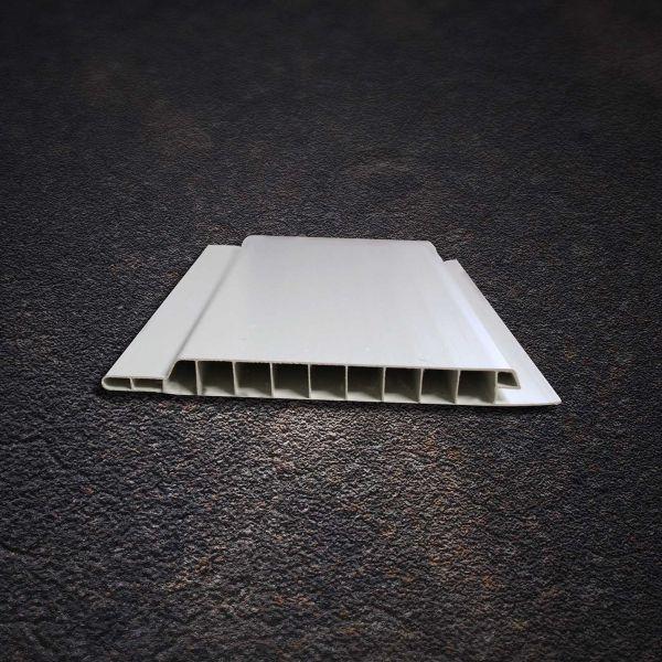 Visuel Sous face Alvéolaire 100 x 10 mm Blanc