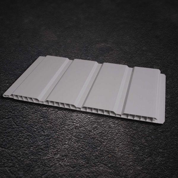 Visuel Sous face Alvéolaire 250 x 10 mm Lourde Gris