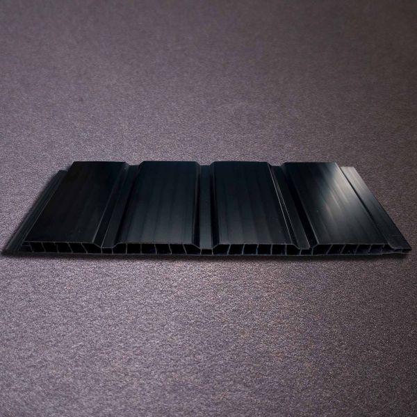 Visuel Sous face Alvéolaire 250 x 10 mm Lourde Noir