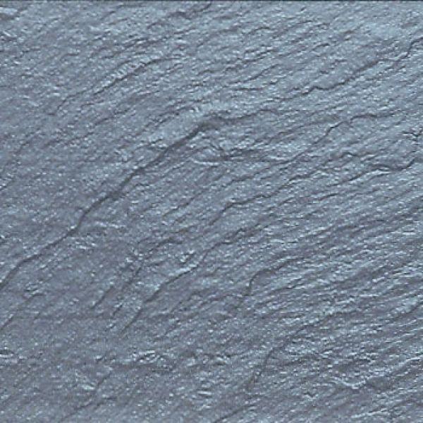 Visuel Bardage Fibre de verre Zierer® Structure Terre cuite Gris anthracite