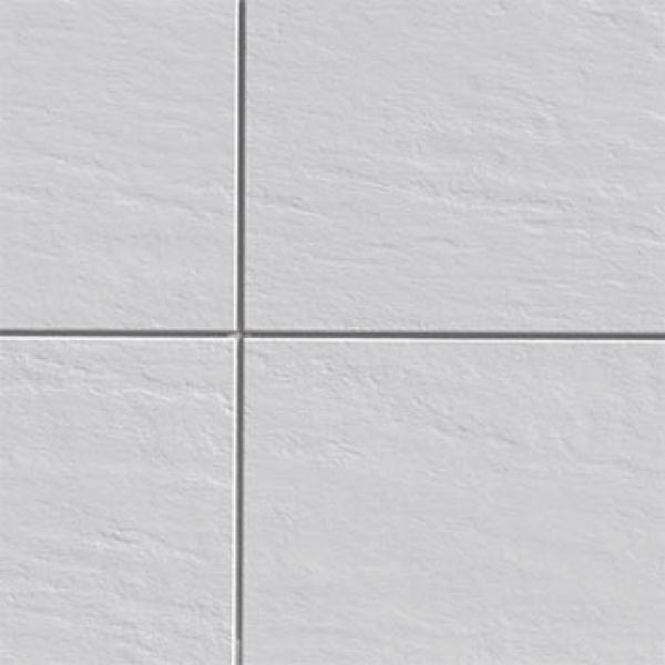 Visuel Bardage Fibre de verre Zierer® Structure Terre cuite Gris pastel
