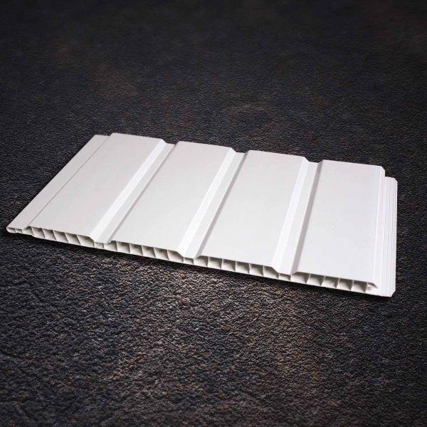 Visuel Sous face Alvéolaire 250 x 10 mm Lourde Blanc