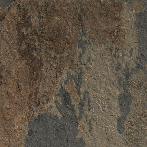 Visuel Dalle Céramique Ardesie 60 x 60 cm African stone