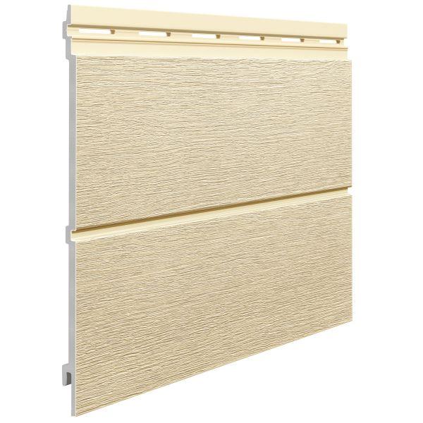 Visuel Bardage Kerrafront® Modern Wood Beige 6 ml
