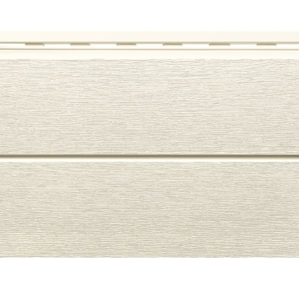 Visuel Bardage Kerrafront® Modern Wood Blanc 6 ml