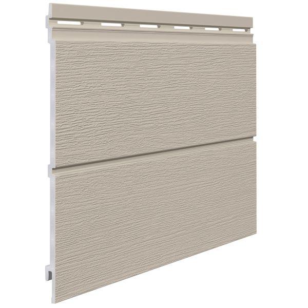 Visuel Bardage Kerrafront® Modern Wood Connex Pierre d'argile 2.95 ml