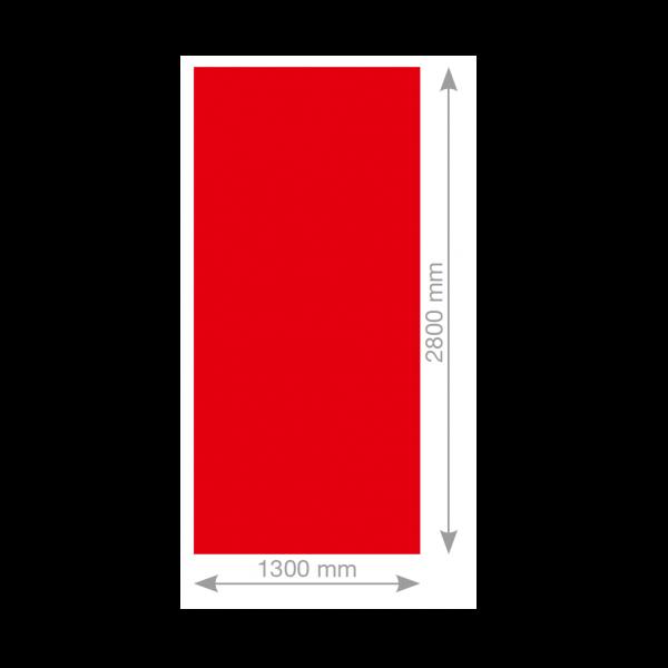 Visuel Panneau de façade HPL Fundermax® 2800 x 1300 x 8 mm Gris anthracite