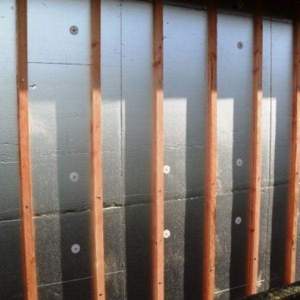 Visuel  Isolant PIR 1200 x 600 mm rainé-bouveté 4 côtés ép. 90 mm