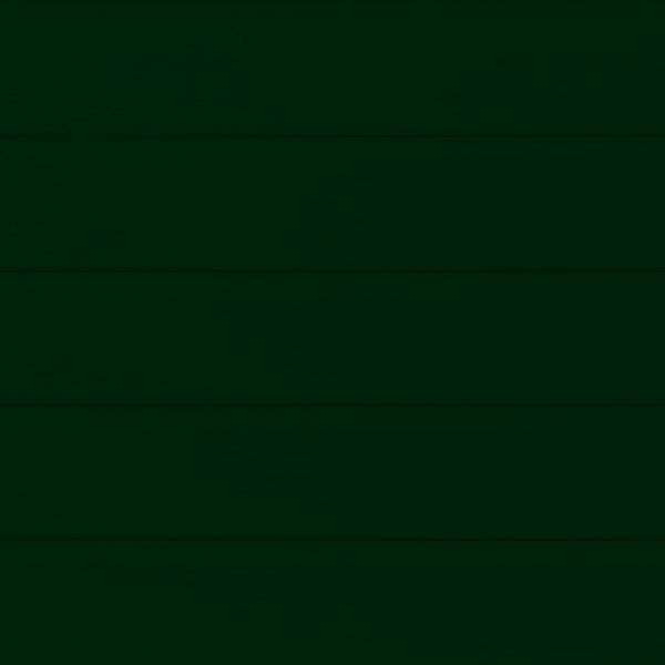 Visuel Bardage PVC cellulaire Vinytop 167 x 18 mm Vert sapin 6 ml