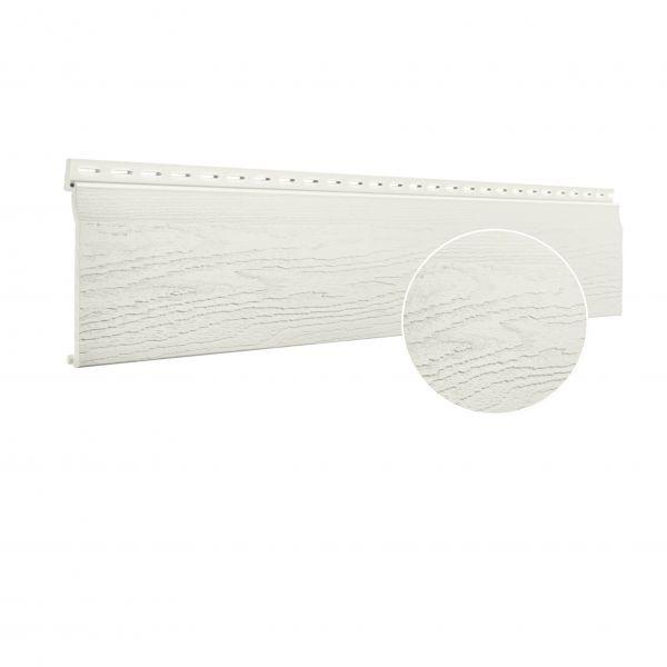 Visuel Bardage PVC cellulaire Vinytop 167 x 18 mm Crème 6 ml