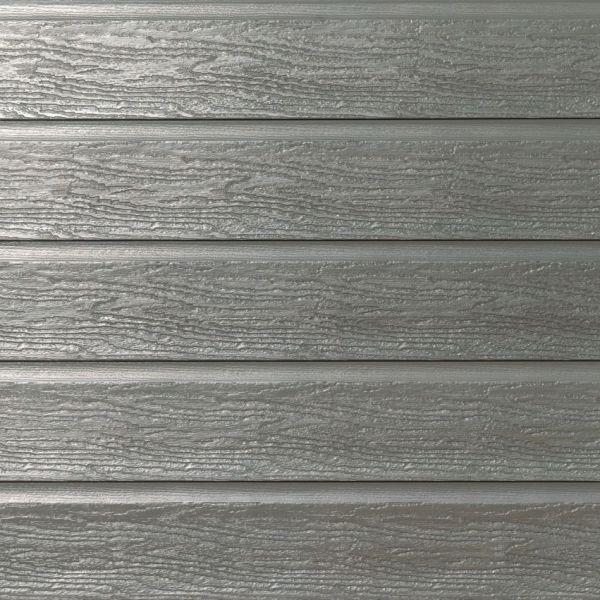 Visuel Pièce de jonction Gris basalt pour bardage PVC cellulaire VINYTOP 167 mm