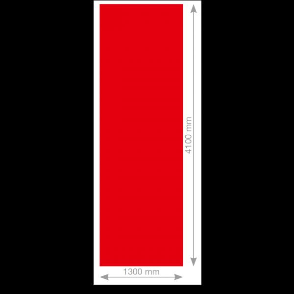 Visuel Panneau de façade HPL Fundermax® 4100 x 1300 x 8 mm Noir