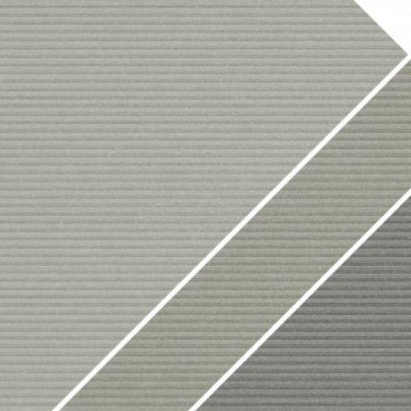 Visuel  Lame alvéolaire Essentielle Twinson 4000 x 180 x 20 mm Gris galet