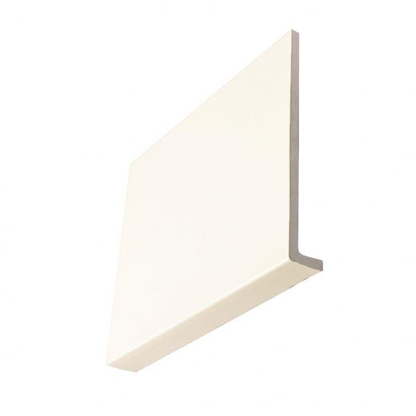 Visuel Planche de rive cellulaire en L 175 x 9 mm retour 36 mm Blanc