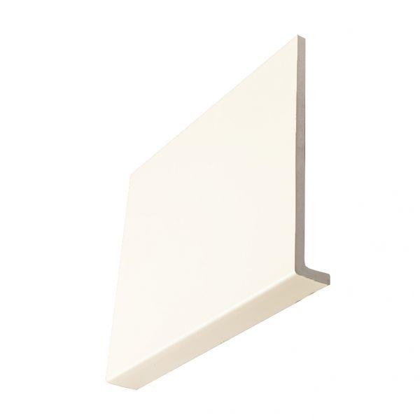 Visuel Planche de rive cellulaire en L 250 x 9 mm retour 36 mm Blanc