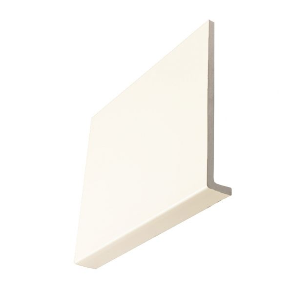 Visuel Planche de rive cellulaire en L 300 x 9 mm retour 36 mm Blanc