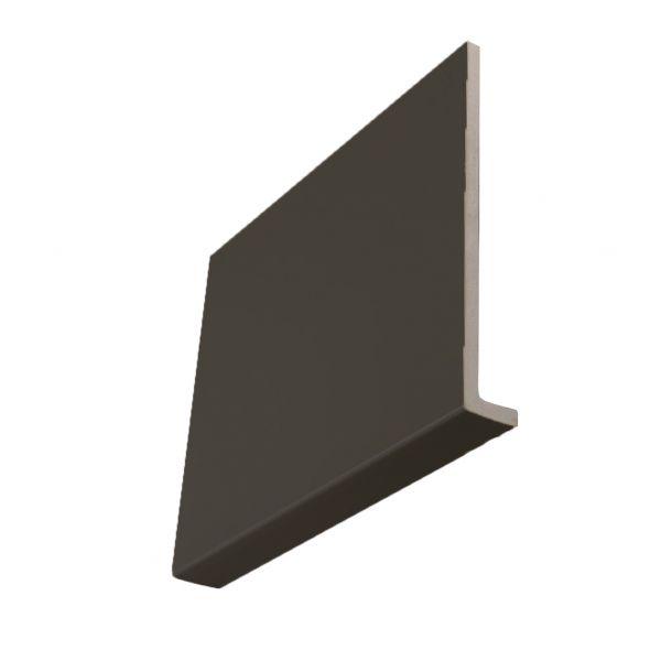 Visuel Planche de rive cellulaire en L 405 x 9 mm retour 36 mm Gris anthracite 7016