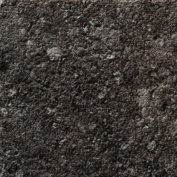 Visuel Dalle céramique Unico Norr 33 x 60 cm Svart - double usinage : arrondi et angle droit