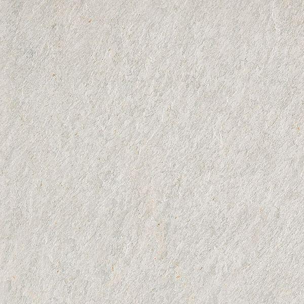 Visuel Dalle céramique Unico Quarziti 33 x 60 cm Glacier - double usinage : arrondi et angle droit