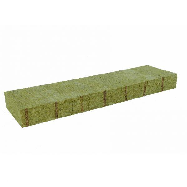 Visuel Panneau laine de roche pour isolation murs à ossature bois 1350 x 565 x 145 mm